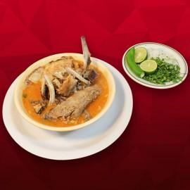 Peinecillo en Caldo/Peinecillo Stew
