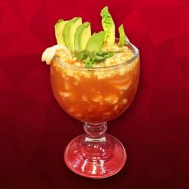 Coctel de Camaron/Shrimp Cocktail