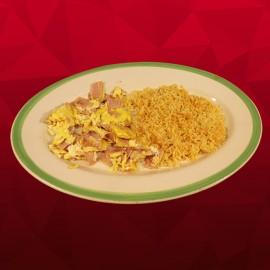 Huevo con Jamon