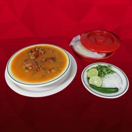 Birria Stew Plate