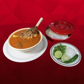 Chamorro en Caldo/Chamorro Stew